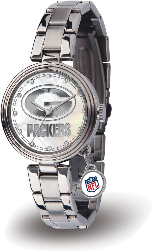 Sparo Women's Green Bay Packers Charm Watch product image