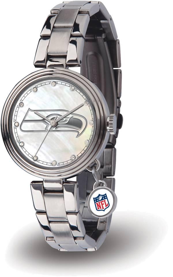 Sparo Women's Seattle Seahawks Charm Watch product image