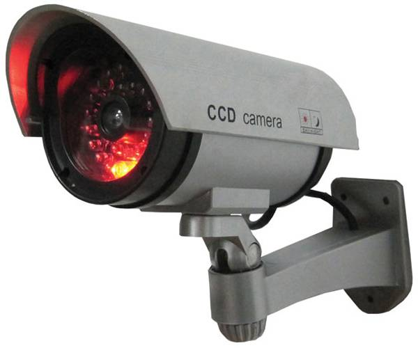 SABRE Fake Outdoor Security Camera - Bullet product image