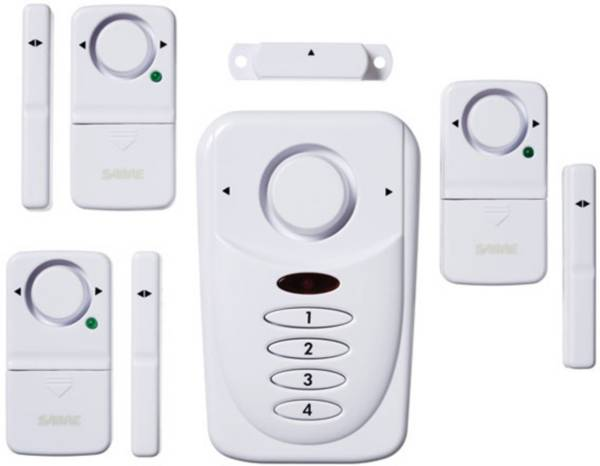 SABRE Wireless Alarm Kit product image