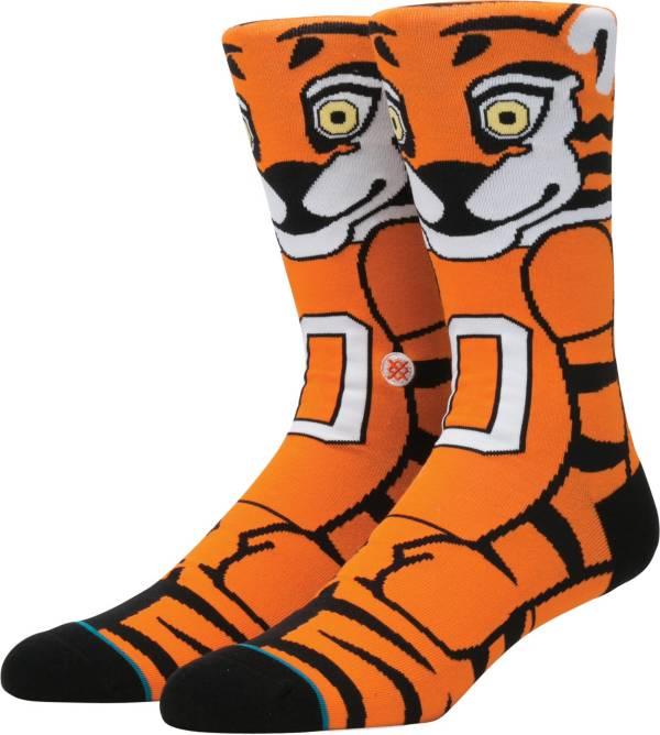 Stance Men's Clemson Tigers Mascot Socks product image