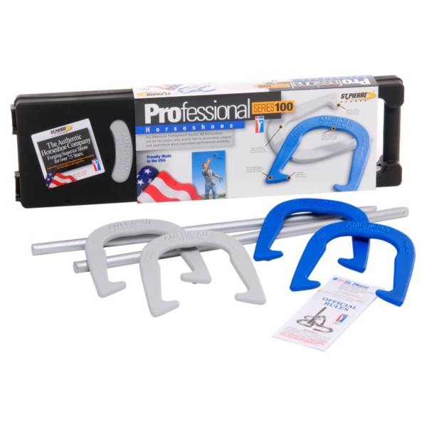 St. Pierre American Professional Horseshoe Set with Case product image