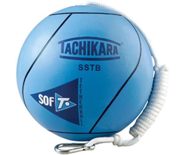 Tachikara Soft-T Blue Rubber Tetherball product image
