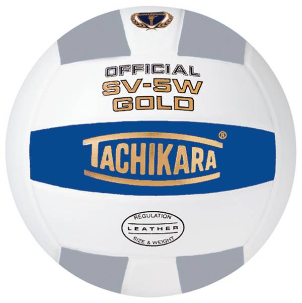Tachikara SV-5W Gold Indoor Volleyball product image