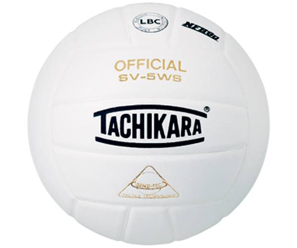 Tachikara SV-5WS Gold Indoor Volleyball product image