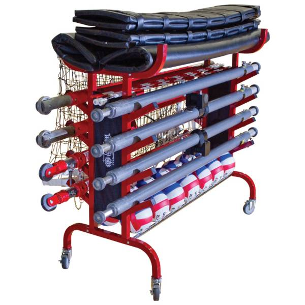 Tandem Portable Volleyball Equipment Carrier product image