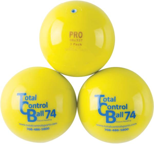 Total Control Sports TCB Pro Balls - 3 Pack product image