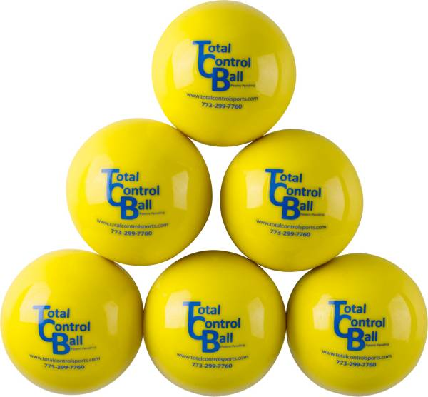 Total Control Sports TCB Atomic Balls - 6 Pack product image