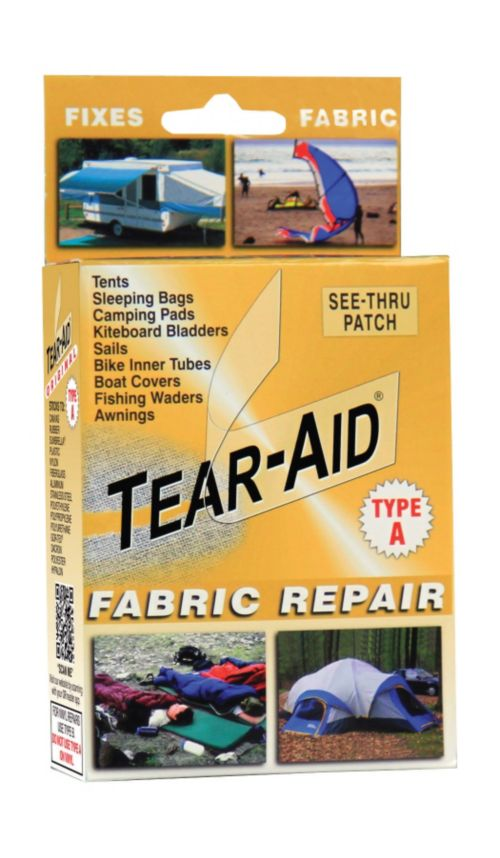 d768143bb Tear-Aid Fabric Repair Patch