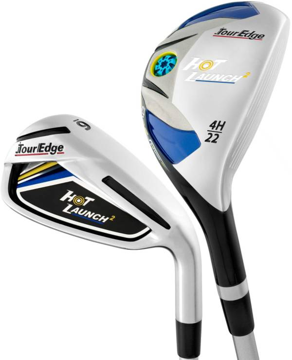 Tour Edge Hot Launch 2 Hybrids/Irons - Graphite/KBS Steel product image