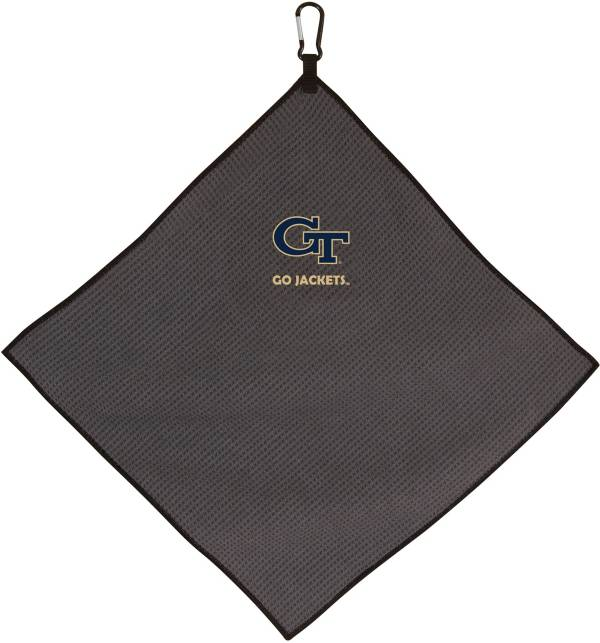 Team Effort Georgia Tech Yellow Jackets Microfiber Towel product image