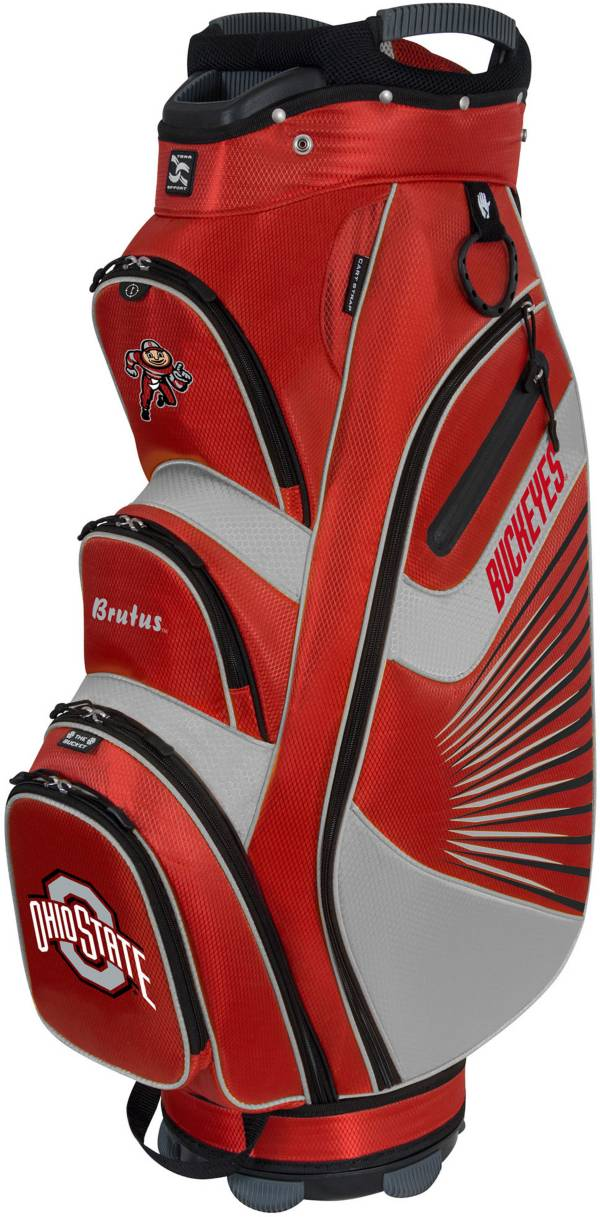 Team Effort Ohio State Buckeyes The Bucket II Cooler Cart Bag product image