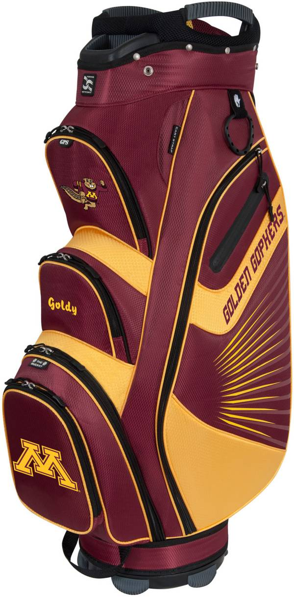 Team Effort Minnesota Golden Gophers The Bucket II Cooler Cart Bag product image