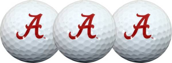 Team Effort Alabama Crimson Tide Golf Balls - 3-Pack product image