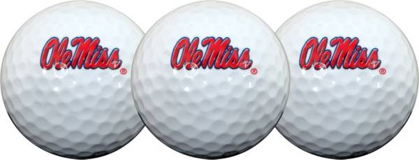 Team Effort Arkansas Razorbacks Golf Balls - 3-Pack product image