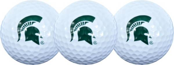 Team Effort Michigan State Spartans Golf Balls - 3-Pack product image