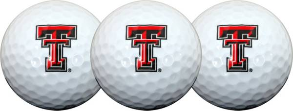 Team Effort Texas Tech Red Raiders Golf Balls - 3 Pack product image