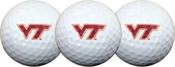 Team Effort Virginia Tech Hokies Golf Balls - 3-Pack product image