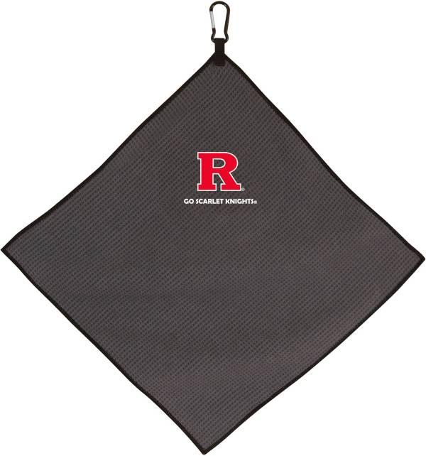 Team Effort Rutgers Scarlet Knights Microfiber Golf Towel product image