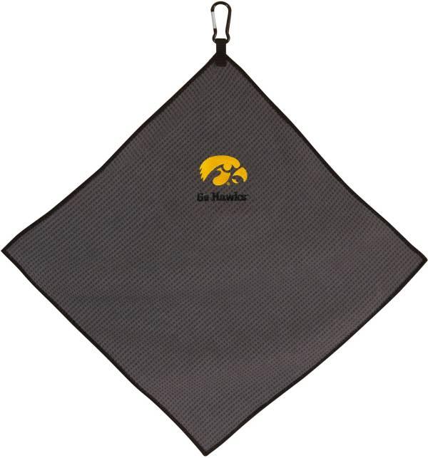 Team Effort Iowa Hawkeyes Microfiber Towel product image