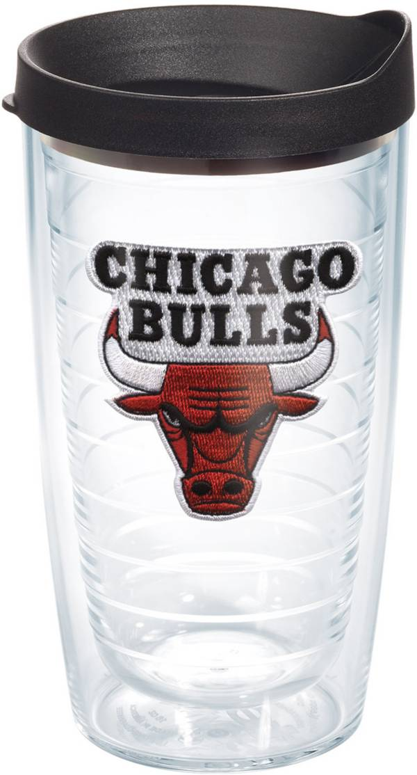 Tervis Chicago Bulls 16 oz Logo Black Tumbler product image