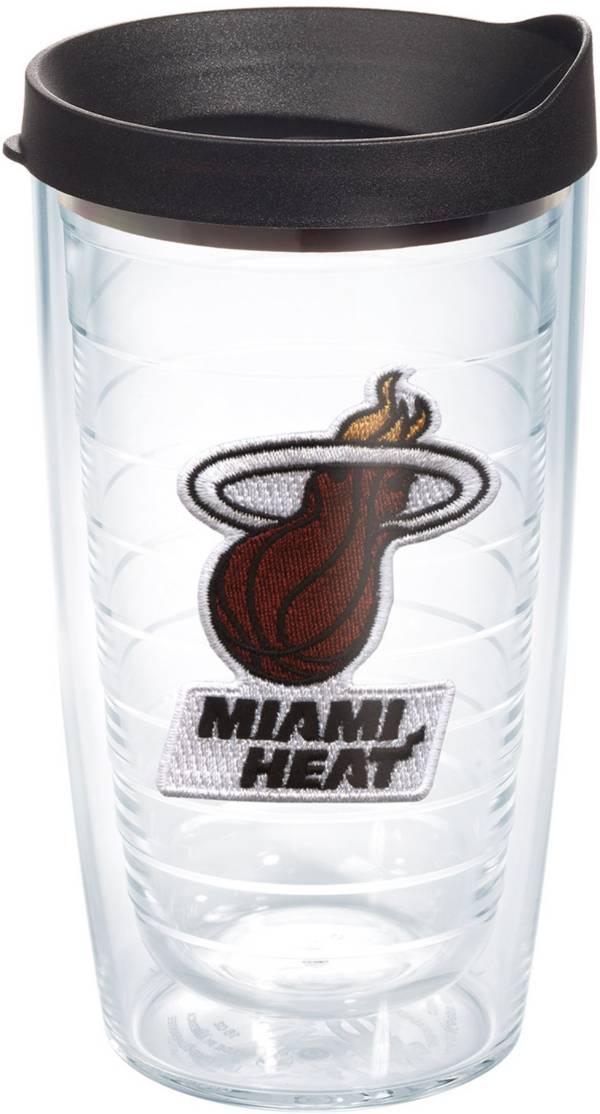 Miami Heat 16 Oz Team Logo Tumbler