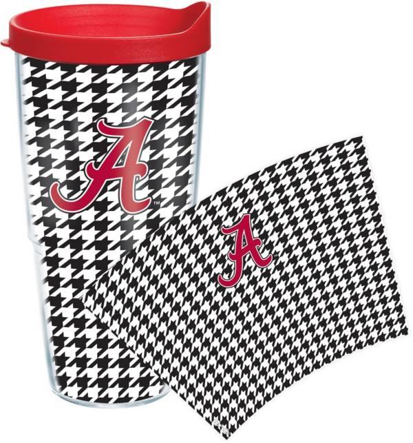 Tervis Alabama Crimson Tide Houndstooth 24 oz Wrap Tumbler product image