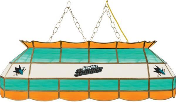 Trademark Games San Jose Sharks 40'' Tiffany Lamp product image