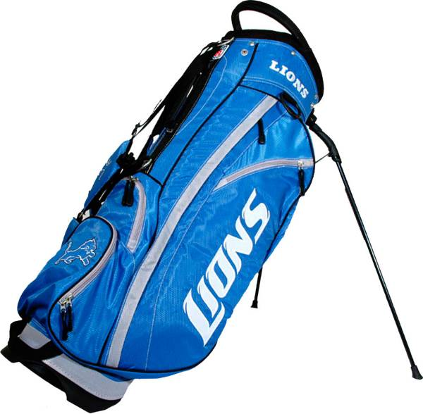 Team Golf Fairway Detroit Lions Stand Bag product image