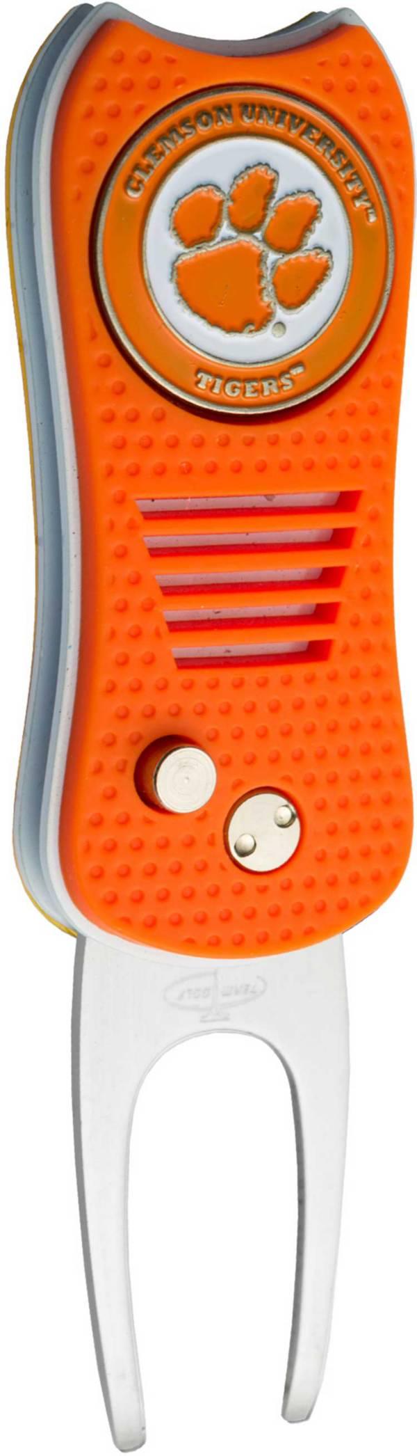 Team Golf Switchfix Clemson Tigers Divot Tool product image