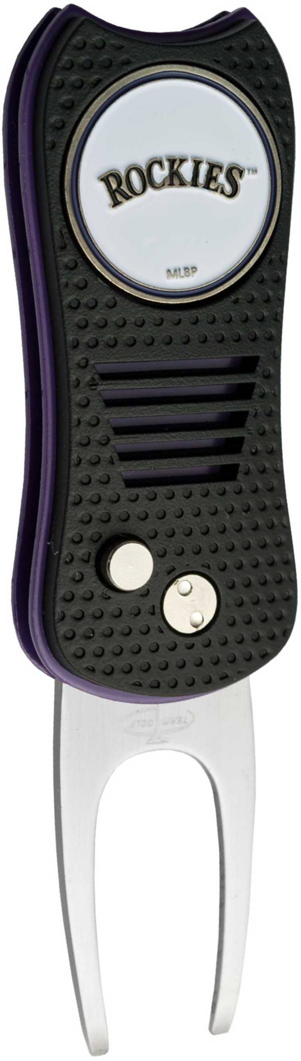 Team Golf Switchfix Colorado Rockies Divot Tool product image