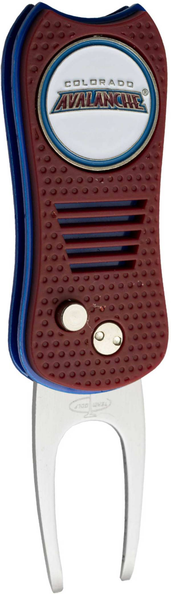 Team Golf Switchfix Colorado Avalanche Divot Tool product image