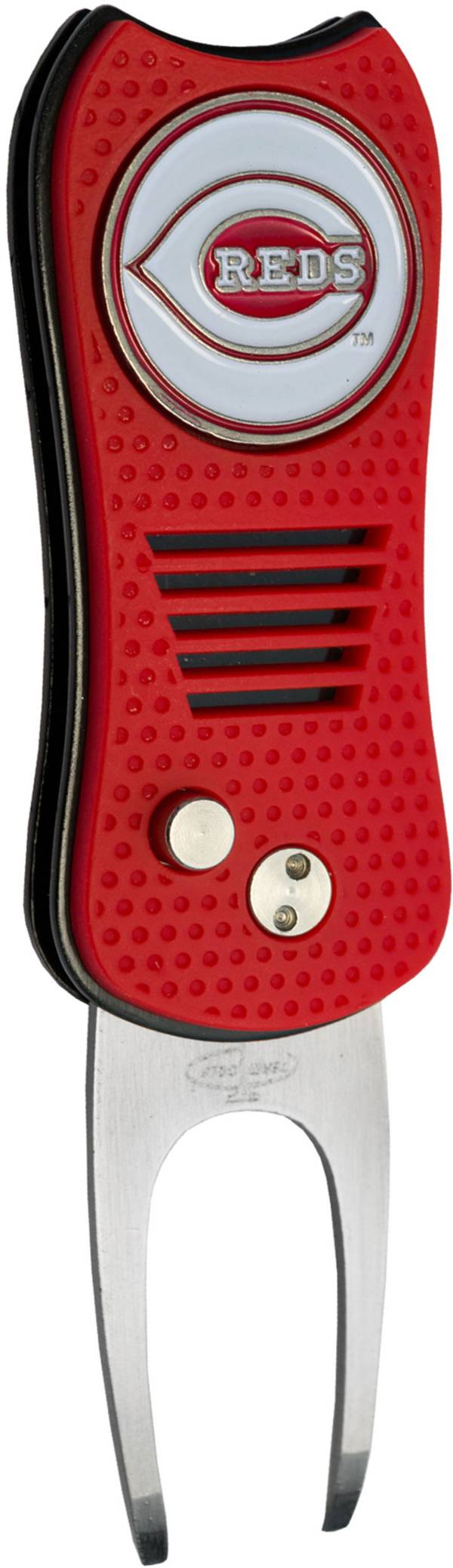 Team Golf Switchfix Cincinnati Reds Divot Tool product image