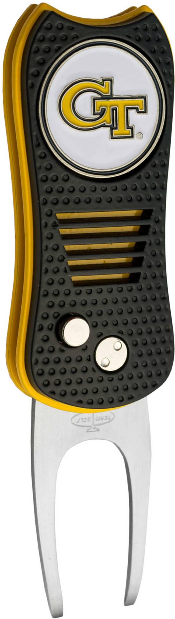 Team Golf Switchfix Georgia Tech Yellow Jackets Divot Tool product image