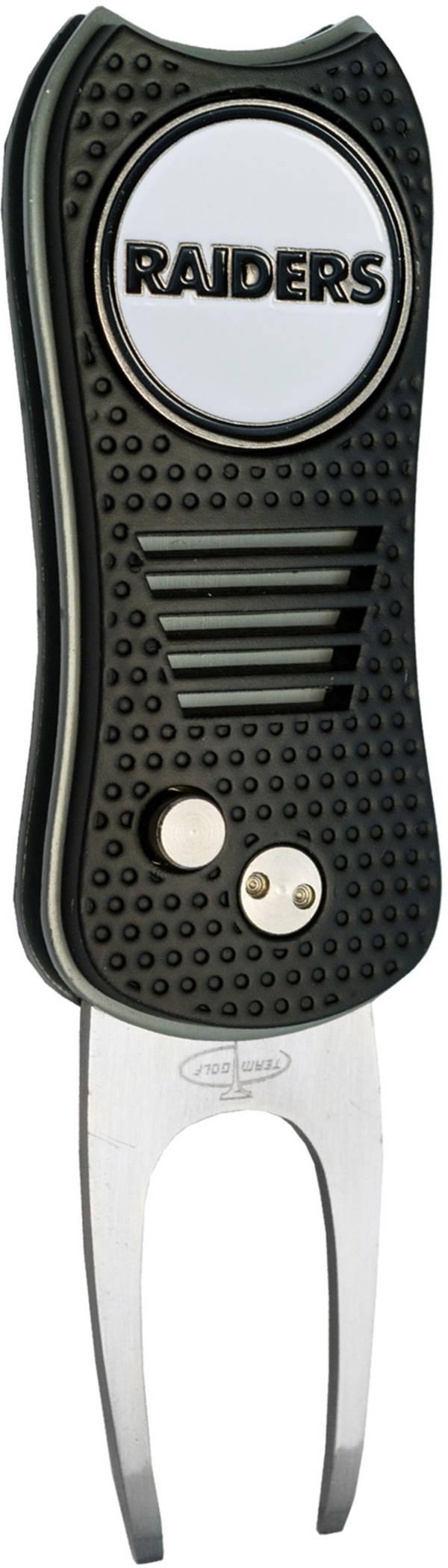 Team Golf Switchfix Las Vegas Raiders NFL Divot Tool product image