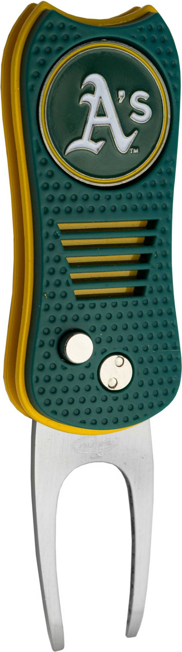 Team Golf Switchfix Oakland Athletics Divot Tool product image