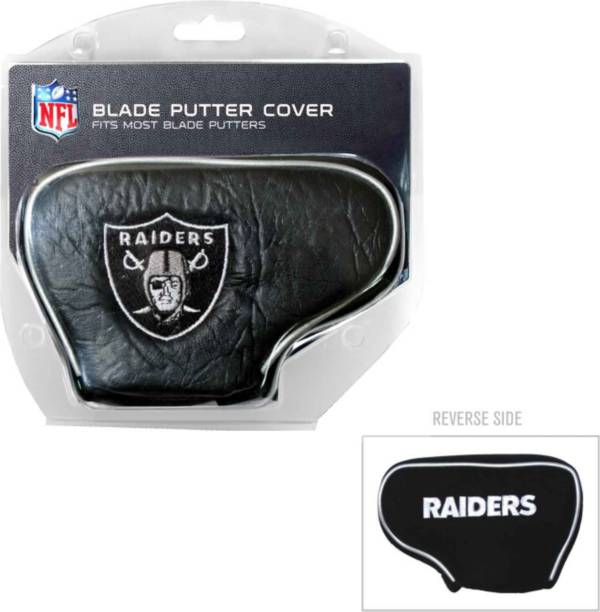 Team Golf Las Vegas Raiders NFL Blade Putter Cover product image