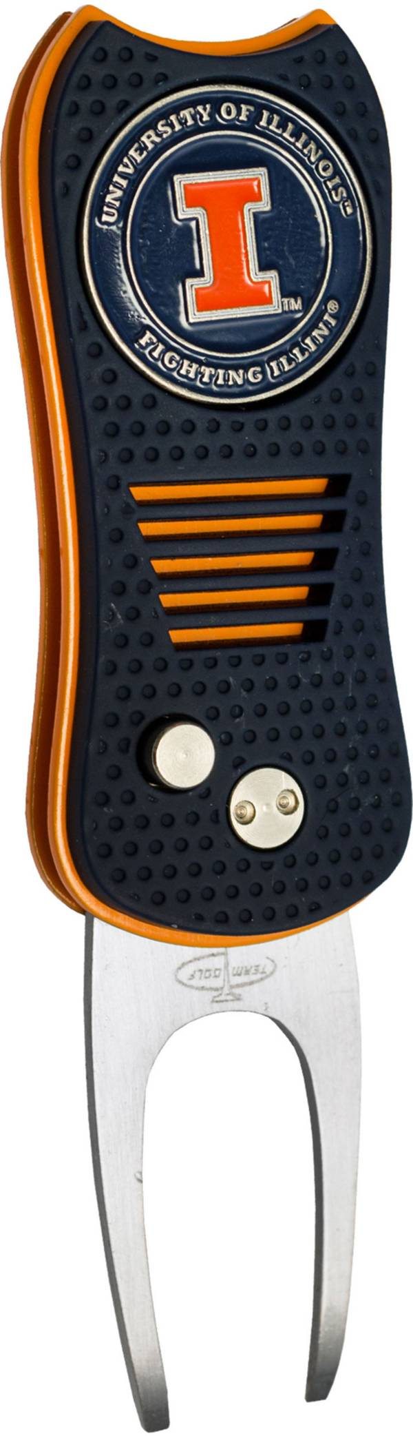Team Golf Switchfix Illinois Fighting Illini Divot Tool product image