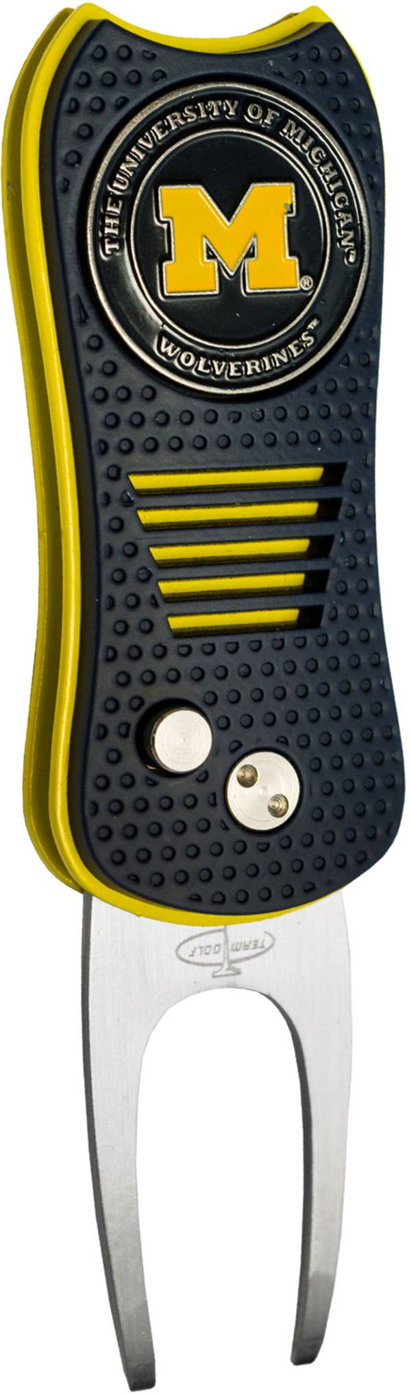 Team Golf Switchfix Michigan Wolverines Divot Tool product image