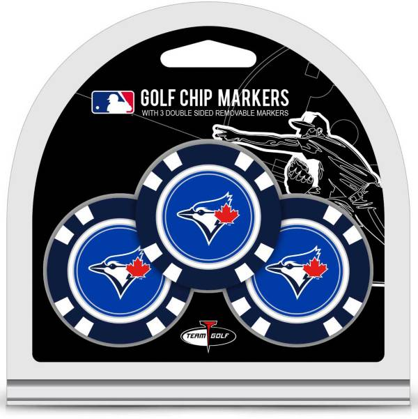 Team Golf Toronto Blue Jays Golf Chips - 3 Pack product image