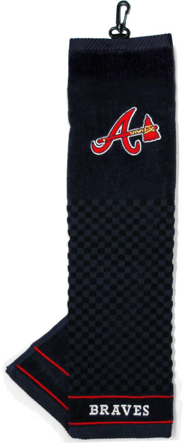Team Golf Atlanta Braves Embroidered Golf Towel product image