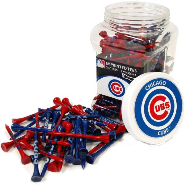 """Team Golf Chicago Cubs 2.75"""" Golf Tees - 175 Pack product image"""