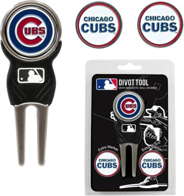 Team Golf Chicago Cubs Divot Tool and Marker Set product image