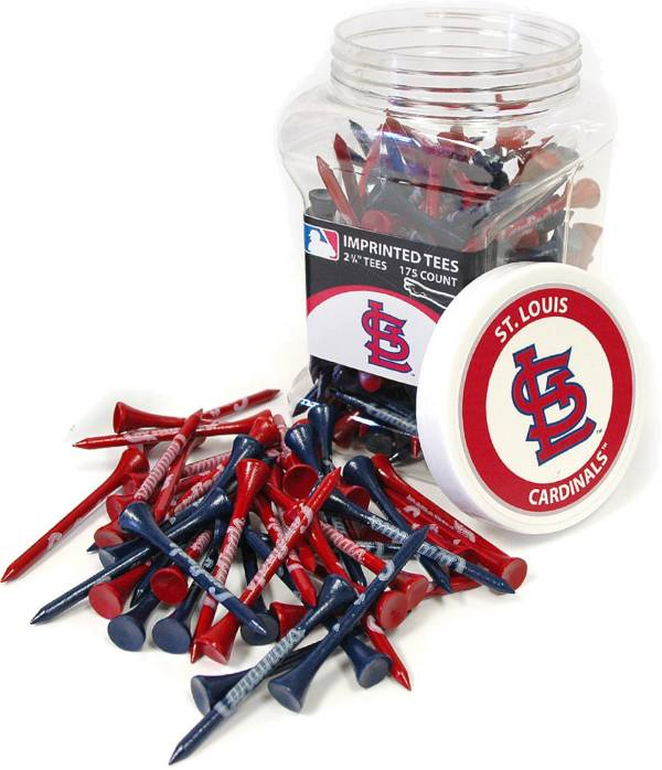 Team Golf St. Louis Cardinals Tee Jar - 175 Pack product image