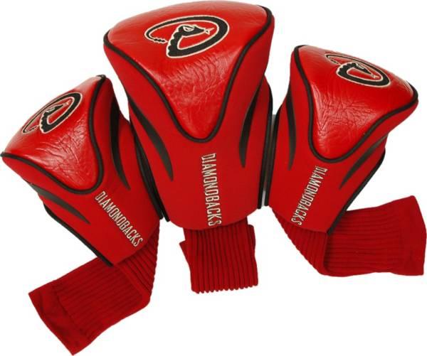 Team Golf Arizona Diamondbacks 3-Pack Contoured Headcovers product image