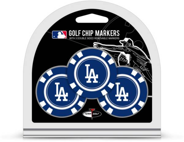 Team Golf Los Angeles Dodgers Golf Chips - 3 Pack product image