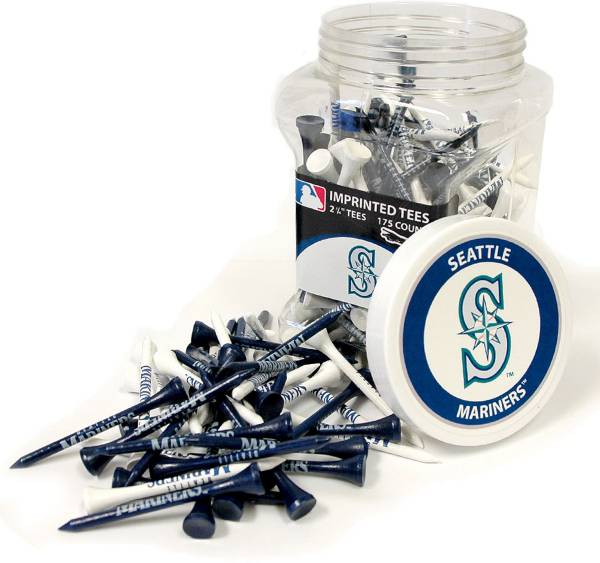 """Team Golf Seattle Mariners 2.75"""" Golf Tees - 175 Pack product image"""