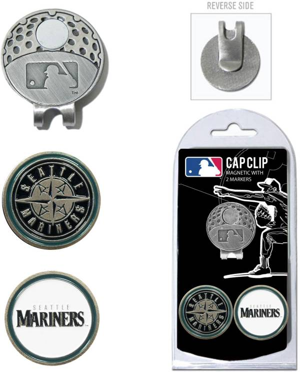Team Golf Seattle Mariners Cap Clip and Marker Set product image