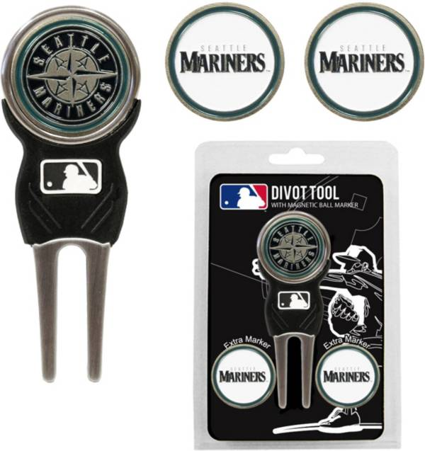 Team Golf Seattle Mariners Divot Tool and Marker Set product image