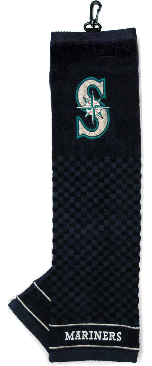 Team Golf Seattle Mariners Embroidered Golf Towel product image